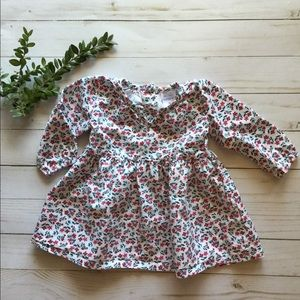 Baby Girl Floral boho tunic 5 for $20